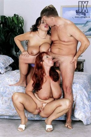 Jamela threesome escorts in Fulton, NY